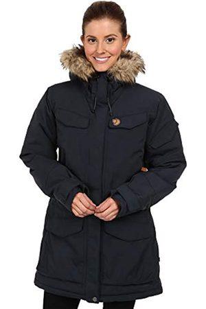 Fjällräven Nuuk Parka W Sport Jacket, Mujer, Dark Navy
