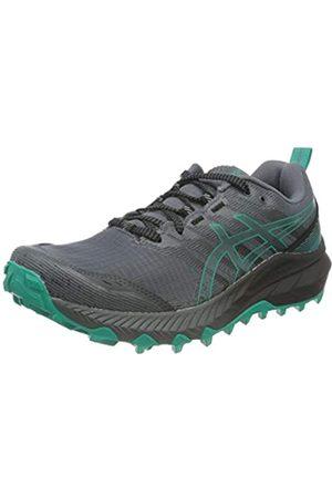 Asics Gel-Trabuco 9, Trail Running Shoe Mujer, Metropolis/Baltic Jewel