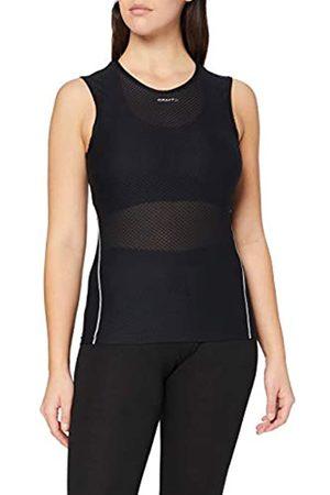Craft Cool Mesh Camiseta Interior, Mujer, Black