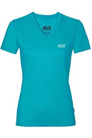 Jack Wolfskin Crosstrail, Camiseta Mujer