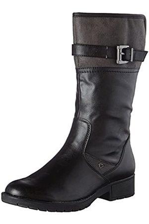Soft Line 25463, Botas para Mujer, (Black)