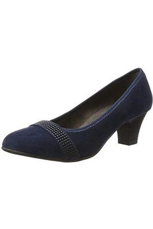 Soft Line 22474, Zapatos de Tacón Mujer, (Navy)