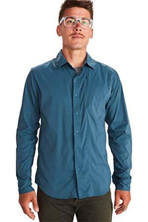 Marmot Runyon Hemd Camisa para Hombre Small