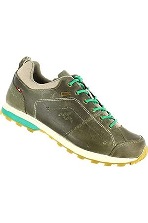 Dachstein Outdoor Gear Skywalk PRM LC Wmn, Zapatos de Cordones Derby Mujer, (Dusky Green/Emerald)