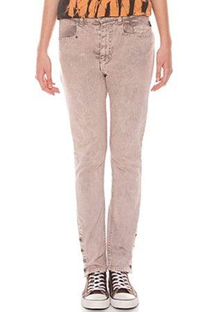 Nikita Lucky Acid Rose Pantalones Vaqueros, Mujer