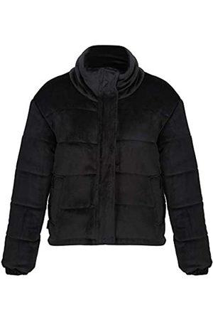 Regatta Elbury Puffer Chaqueta de tejido aterciopelado con aislamiento Baffled/Quilted Jackets, Mujer