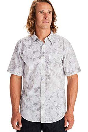 Marmot Bennett Peak Kurzarm Hemd Camisa de Manga Corta para Hombre