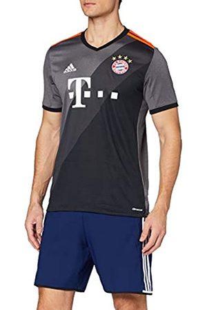 adidas 2ª Equipacion FC Bayern 2015/2016 Camiseta, Hombre, (Granit/Grpudg/ )
