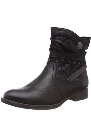Soft Line 25465-21, Botines Mujer, (Black 001)