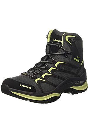 Lowa Innox GTX Mid WS, Botas de montaña para Mujer, (Anthrazit/Mint)