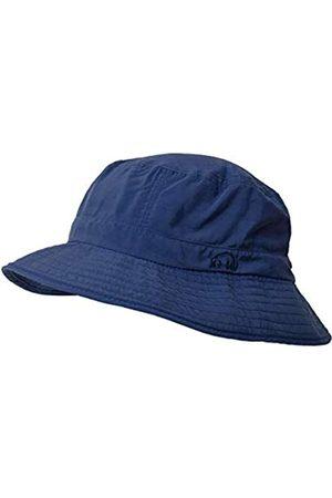 iQ Unisex -Adult - Sombrero de Sol, Color Marino