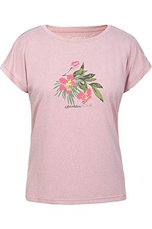 Icepeak Camiseta de Manga Corta para Mujer, Mujer, Camiseta