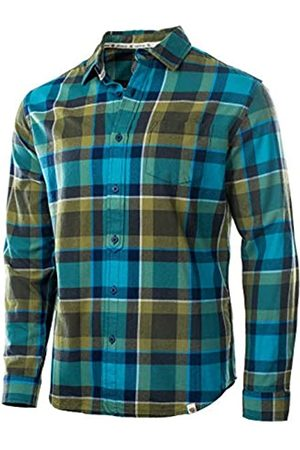 Iguana Tariro - Camisa de Manga Larga para Hombre, Hombre, Camisa de Manga Larga, 7604