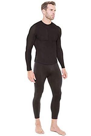 Sveltek Minceur - Camiseta de Manga Larga y Legging para Hombre, Hombre, ENS08