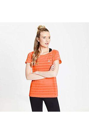 Dare 2B Defy-Camiseta De Deporte De Manga Corta, Tejido Elástico De Secado Rápido T-Shirts/Polos/Vests, Mujer
