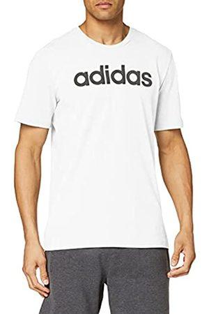 adidas Essentials Linear Logo tee Camiseta, Hombre