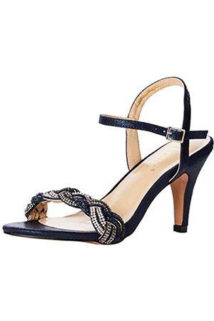 Lotus Jasmine, Zapatos de tacón con Punta Abierta