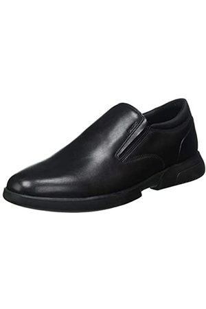 Geox U Smoother F A, Loafer. Hombre
