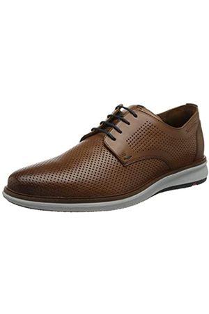 Lloyd Morgan, Zapatos de Vestir par Uniforme Hombre, Kenia/Ocean