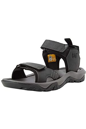Cat Footwear Waylon, Sandalia Hombre, Black