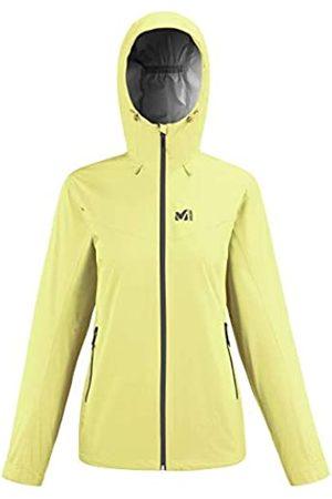 Millet Fitz Roy III JKT W - Chaqueta Hardshell para Mujer - Membrana Dryedge Impermeable y Transpirable - Aproximación, Senderismo, Trekking