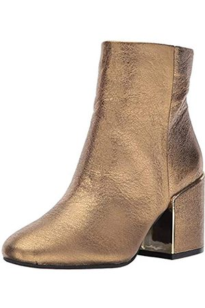 Kenneth Cole Reeve 2, Botas Mujer, (Gold)