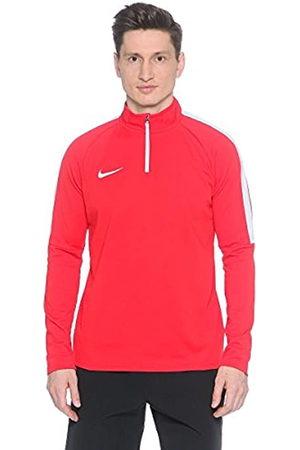 Nike M NK Dry Acdmy Dril Camiseta de Manga Larga, Hombre, (University Red/White/White)