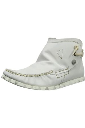 Yellow Cab Tube W, Mocasines Mujer, -Weiß (Offwhite)