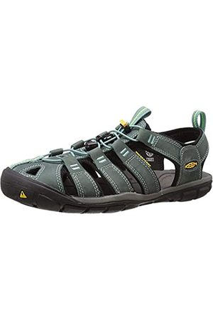 Keen Clearwater CNX Leather, Zapatillas Impermeables Mujer