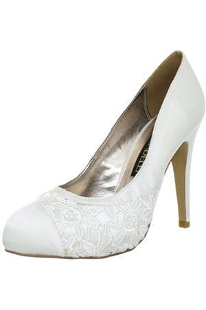 Victoria Delef 12I0775 12I0775 - Zapatos clásicos de satén para Mujer