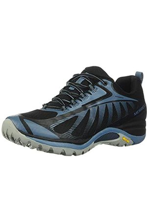 Merrell Siren Edge 3 WP, Zapatillas para Caminar Mujer, (Bluestone )