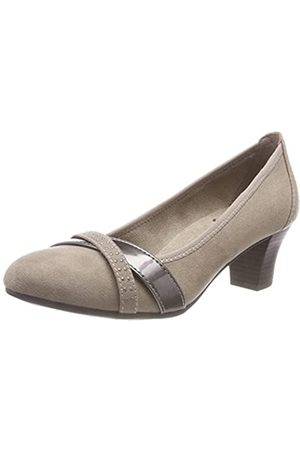 Soft Line 22403-21, Zapatos de Tacón Mujer, (Taupe 341)