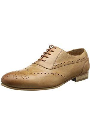 Pierre Cardin Rota - Zapatos de Cordones de Cuero para Hombre (Montana) 44
