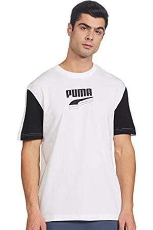 PUMA Rebel Block tee Camiseta, Hombre