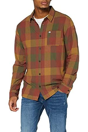 Quiksilver Flannel-Camisa De Manga Larga para Hombre