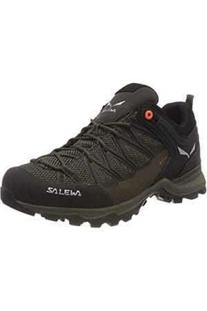 Salewa MS Mountain Trainer Lite Gore-Tex, Trekking-& Wanderstiefel Hombre, (Wallnut/Fluo Orange 7512)