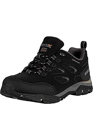 Regatta Holcombe Iep Low, Walking Shoe Mens, (Black/Granite 9v8)