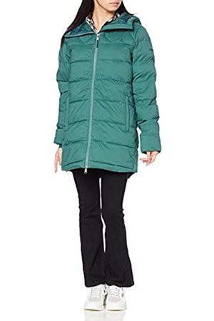 Schöffel Boston L - Abrigo de invierno para mujer, Mujer, Parka impermeable, resistente al viento, funcional y elegante., 12806