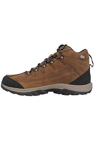Columbia Terrebonne II Mid Outdry, Zapatillas de Senderismo Hombre, (Mud, Curry)