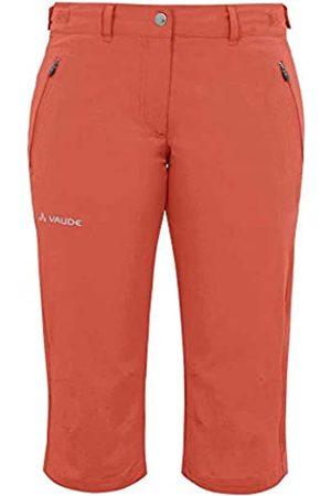 Vaude Farley Stretch Capri II - Pantalones Pirata para Mujer, Mujer, Pantalones para Mujer