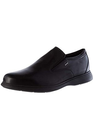 Geox U CAPACE 2FIT NP ABX BLACK Men's Loafers & Moccasins Loafers size 44(EU)