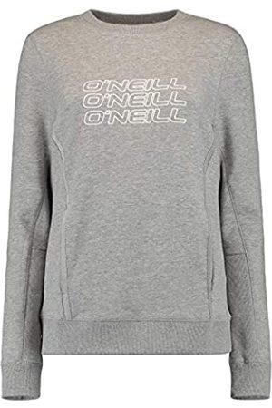 O'Neill Sudadera Triple Stack Crew para Mujer., Mujer, Sudadera, N06466