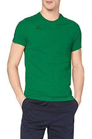 Erima Erima 208334 Camiseta de Fitness para Hombre, Color Verde (grün)