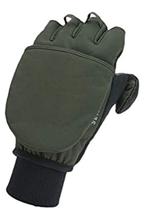 Seal Skinz Windproof Cold Weather Convertible Manoplas, Hombre