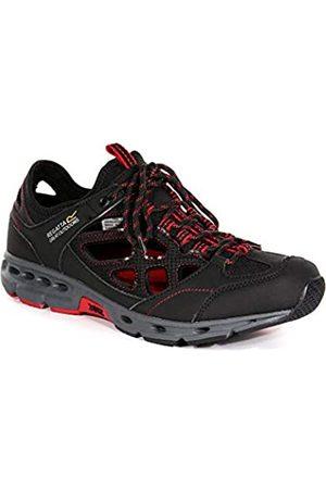 Regatta Samaris Crosstrek, Sport Sandal Mens, (Black/Clsred 1cn)