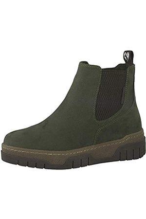 Marco Tozzi Earth Edition 2-2-25873-25 Chelsea Boot, Botas Estilo Mujer