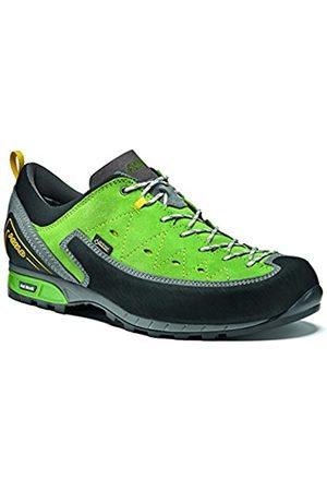 Asolo Apex GV MM Zapato DE MONTAÑA, Hombre, Grey/English Ivy