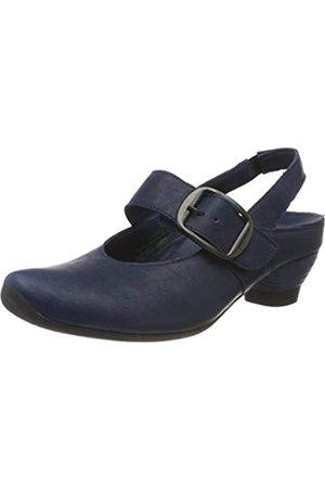 Think! 686246_Aida, Zapatos con Tira de Tobillo Mujer