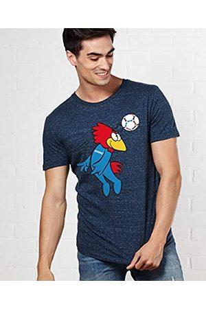Monsieur Footix Head Camiseta, Hombre