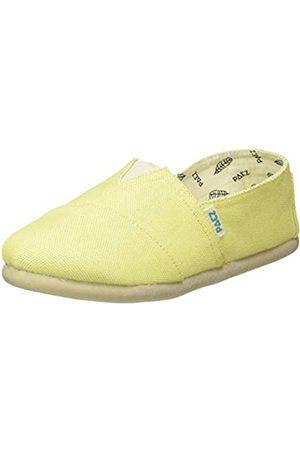 Paez Classic Gum Combi, Alpargatas Niñas, (Yellow 001)